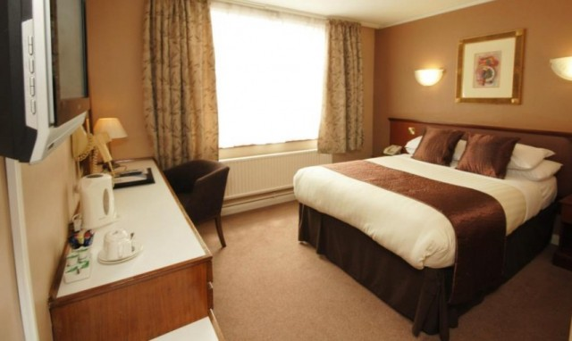 Double Room From
