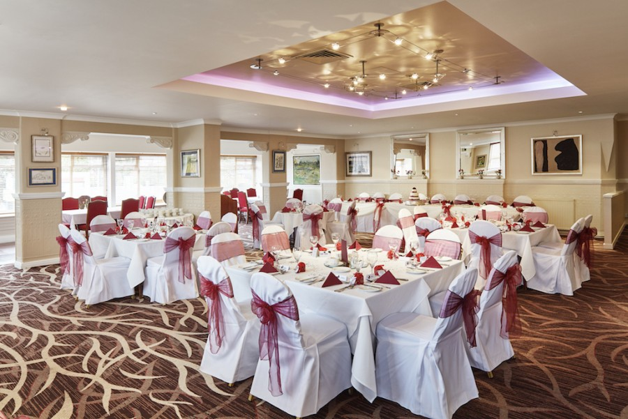 alma lodge hotel and restaurant formal events in stockport and